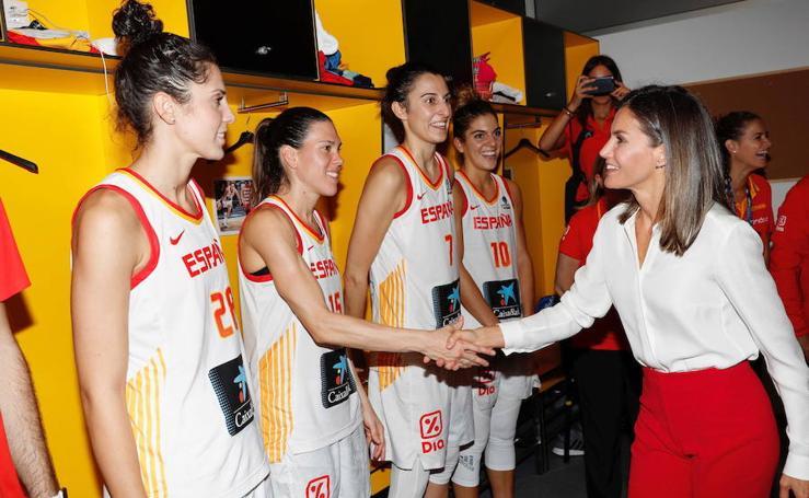España se hace con la medalla de bronce en el Mundial femenino