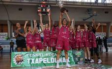 La Euskal Kopa femenina viaja otra vez a Vitoria