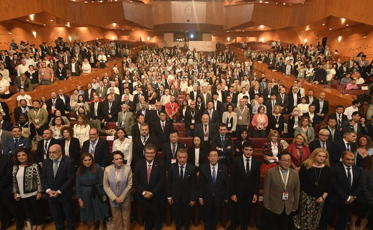 El foro mundial de economía toma Bilbao