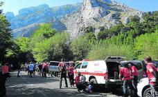 Un profesor de la UPV muere al despeñarse mientras hacía senderismo en la sierra del Anboto