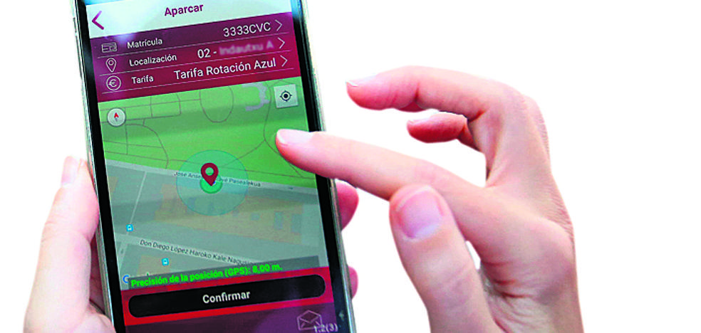 La aplicación móvil de la OTA de Vitoria permitirá pagar en 80 ciudades y 60 parkings