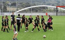 La Diputación impide a un equipo de niñas de Basauri competir en categoría masculina
