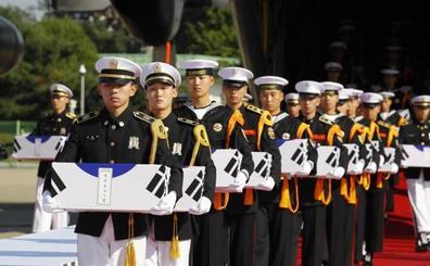 Comienza el proceso de desminado en la frontera entre las dos Coreas