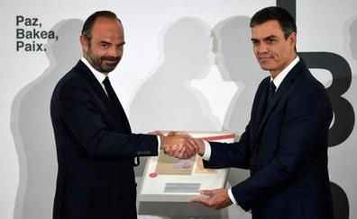 Sánchez agradece a Francia su ayuda contra ETA: «Ganamos porque no estábamos solos»