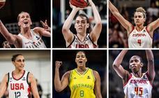 Las reinas del baloncesto