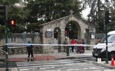 Muere un niño de 4 años atropellado en un paso de peatones en Pamplona