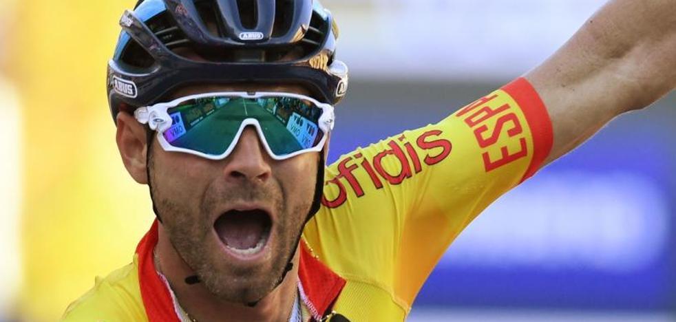 «Ya lo he hecho todo en el ciclismo»