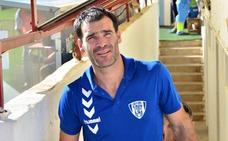 Iker Bilbao (Leioa): «El reto debe ser más ambicioso que la permanencia»