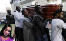 Los musulmanes despiden a Maguette: «Esto no debe repetirse»