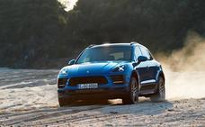 Porsche Macan, con nuevo motor turbo