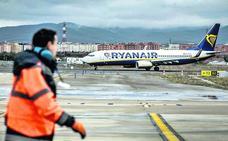 Ryanair confirma sus cuatro conexiones para 2019 a la espera del enlace a Mallorca