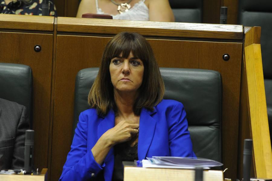 Mendia: «El PNV tuvo más paciencia con Rajoy»