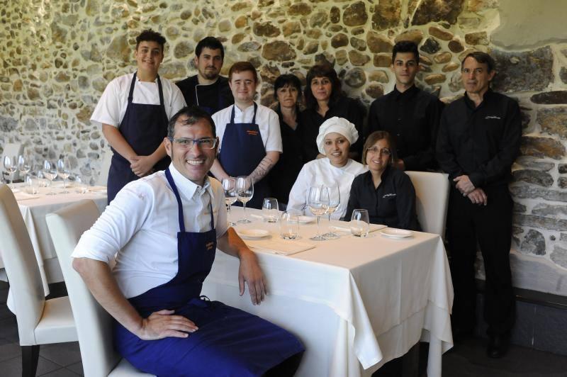 Jauregibarria (Amorebieta-Etxano): ¿Podemos confiar en un cocinero vasco delgado?