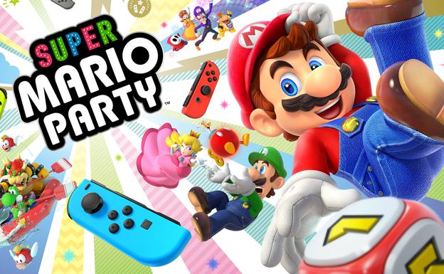 Super Mario Party /Nintendo