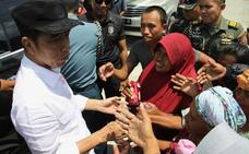 El presidente de Indonesia: «Necesitamos tres semanas para evaluar los daños antes de reconstruir»