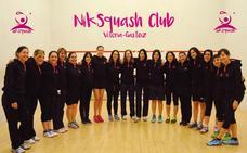 Al rescate del squash para Vitoria