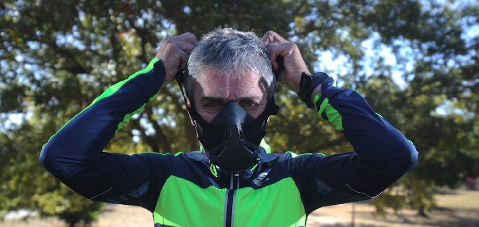 Martín Fiz: «Si queremos que Vitoria sea la capital del deporte debe garantizar la seguridad»