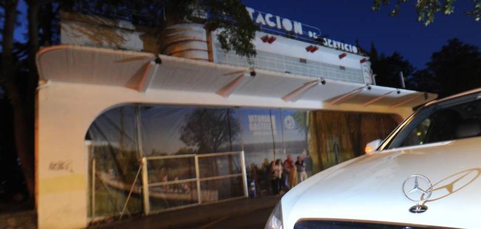 Mercedes plantea a Vitoria un centro del motor en la vieja gasolinera Goya