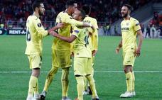 Cazorla salva al Villarreal de otro fiasco moscovita
