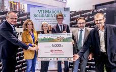 La Marcha Green recaudó 4.000 euros para los proyectos rurales de Cáritas