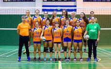El Vialki Udapa eleva el nivel del voleibol alavés femenino