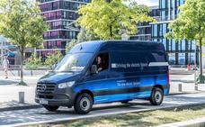 Mercedes Sprinter, transporte prémium