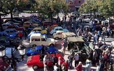 Loiu aspira a reunir 150 coches clásicos en su concentración de este domingo