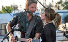 Lady Gaga y Bradley Cooper, un dúo dinámico al servicio del drama