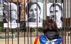 Una delegación del Parlamento vasco visitará a los políticos catalanes presos