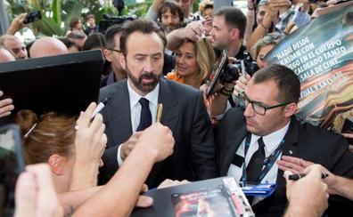 Todos quieren a Nicolas Cage