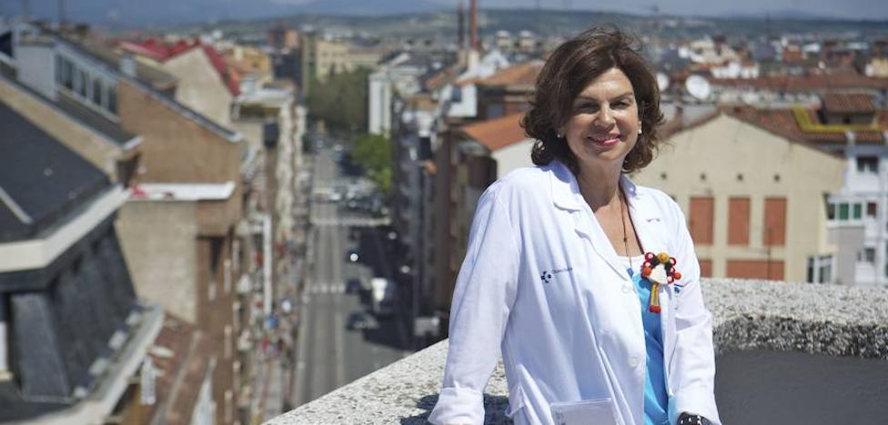 Ana González Pinto: «Es más fácil admitir que tienes una adicción que reconocer esta dolencia»