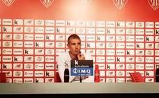 Garitano: «Era un partido complicado ante uno de los mejores planteles»