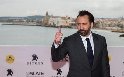 Nicolas Cage niega en Sitges las acusaciones de haber violado a una mujer