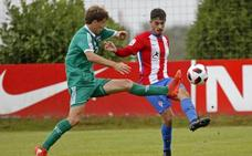 Amargo empate del Arenas ante el Sporting B