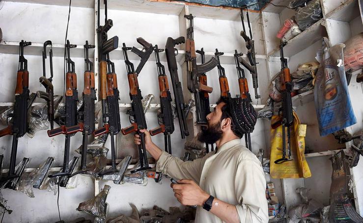 ¿Quieres comprar un fusil de asalto?