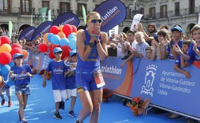 Fallece Julia Mai, ganadora del Triathlón Vitoria 2017