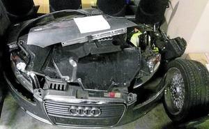 La banda que robaba coches en Vitoria con un 'software' para no dejar pistas, ante su primer juicio