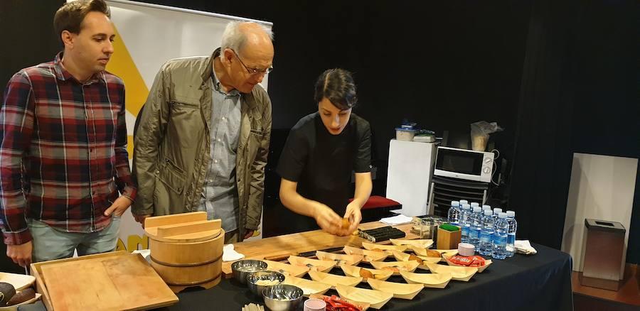 Amorebieta se abre este fin de semana a la gastronomía japonesa