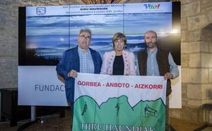 170 corredoras participarán en la XXI edición de la Hiru Haundiak