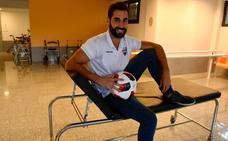 Aitor López, el centrocampista que lleva ambición y goles al Balmaseda