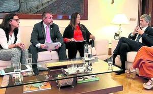 Víctimas reclaman al Gobierno que recurra para retrasar la excarcelación de etarras