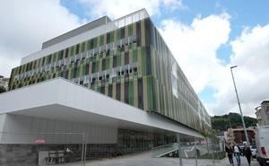 Osakidetza amplía su plantilla con 97 puestos para el nuevo hospital de Eibar