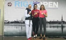 Jone Magdaleno, oro en el Open Internacional de Riga de Taekwondo
