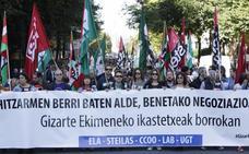Los sindicatos cifran en un 64% el apoyo a la huelga en colegios concertados, la mitad para la patronal