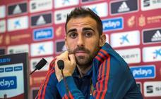 Paco Alcácer: «Me marché del Barcelona para ser feliz jugando»