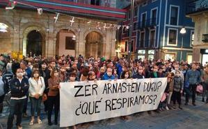 PROTESTA MASIVA POR UN AIRE LIMPIO EN DURANGO