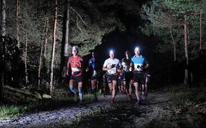 Más de 1.700 montañeros se citan para hollar el Gorbea, el Anboto y el Aizkorri en un mismo día