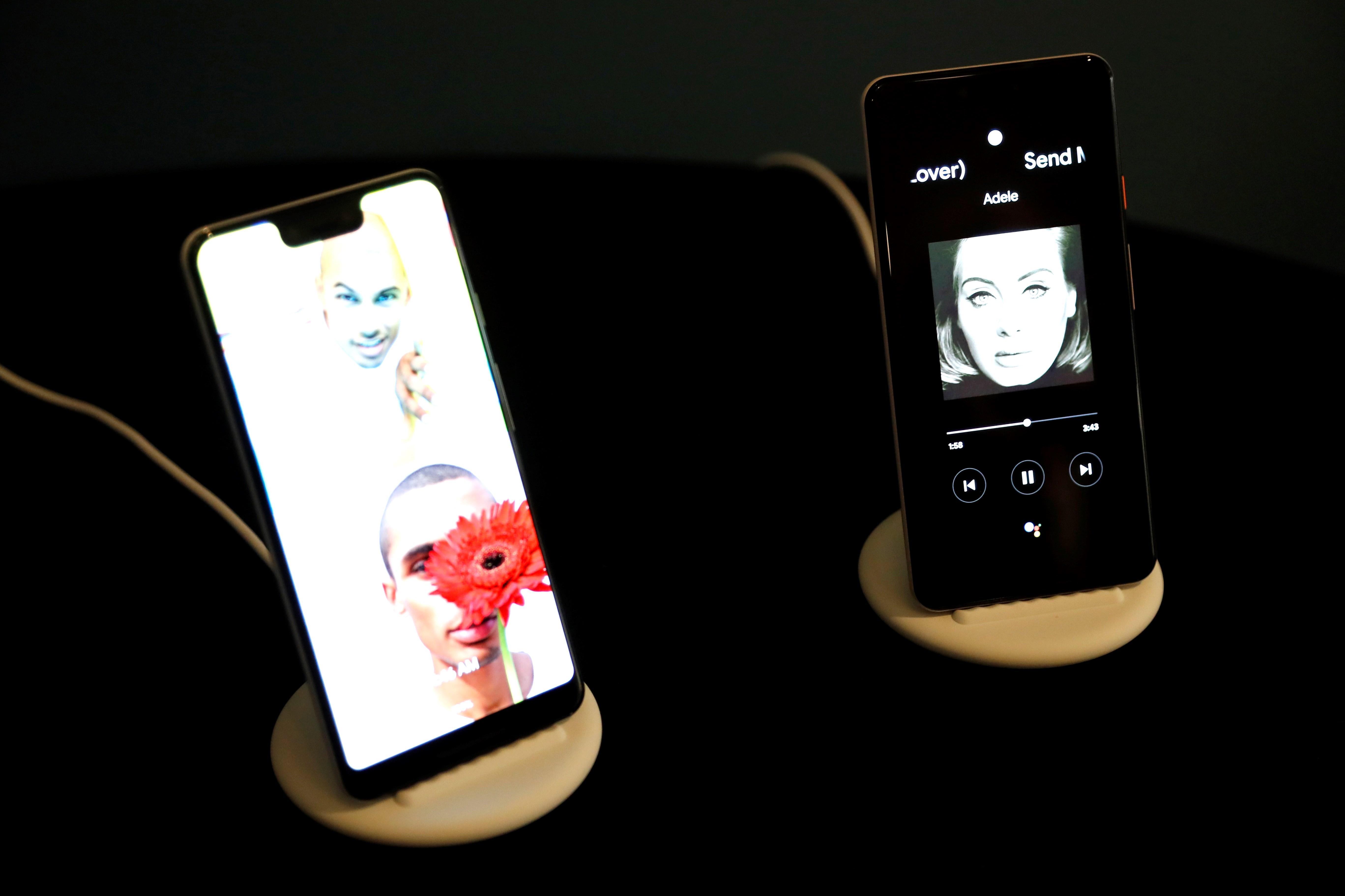 Google presenta sus Pixel 3 con todavía mejor cámara para hacer frente a los nuevos iPhones