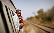 Corre el tren muy despacito