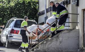 Muere calcinado un hombre en un bajo que 'okupaba' en el pueblo de Aretxabaleta